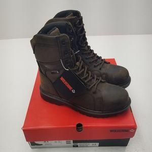 Wolverine Mens Boots Blackhorn FX Brown 9.5 W30174